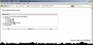 Install-Configure VMware vSphere Syslog Collector-17