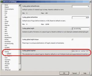 Install-Configure VMware vSphere Syslog Collector-19