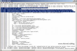Install-Configure VMware vSphere Syslog Collector-24