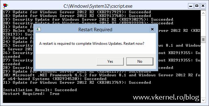 Installing Updates on Windows Server Core-07