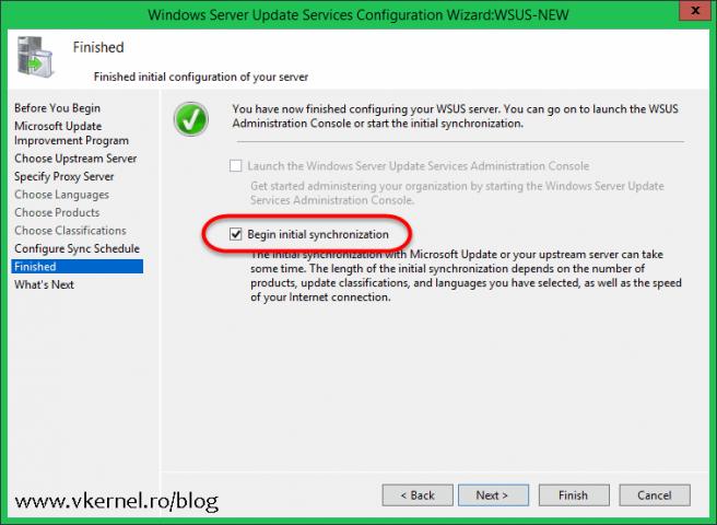 Migrating WSUS Server-03